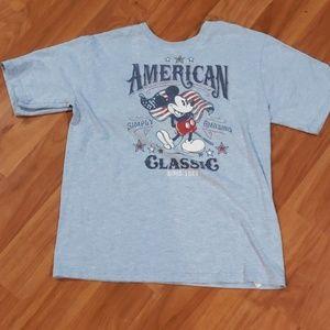 Disney store Tshirt